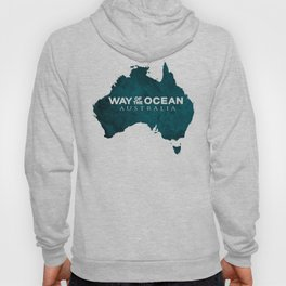 WAY OF THE OCEAN - Australia Hoody
