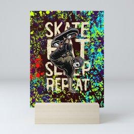 Skate Mini Art Print