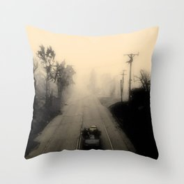 CHILEAN WILDFIRES - 10 Throw Pillow