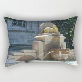 agnus dei Rectangular Pillow