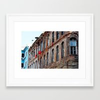 istanbul Framed Art Prints featuring Istanbul by cArt