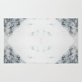 frost arabesque Rug