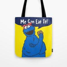 NomNomNom Goal Tote Bag