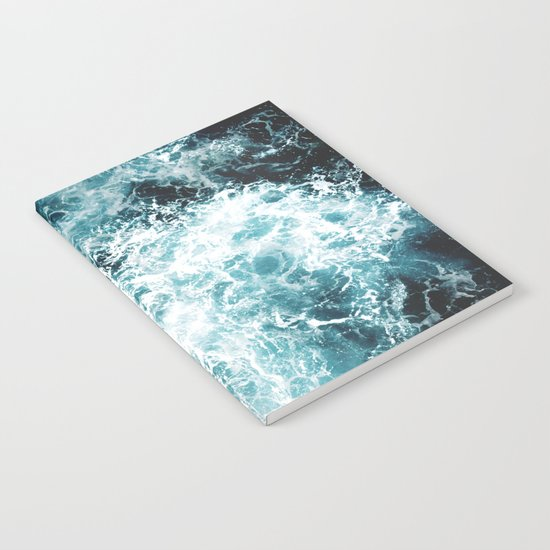 Sea Waves Notebook