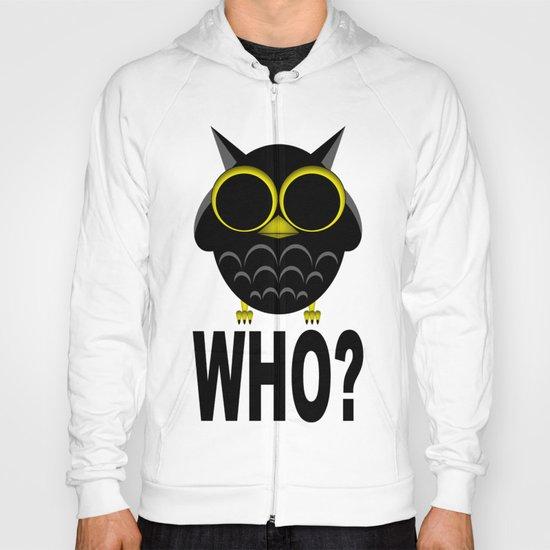 Who? Hoody