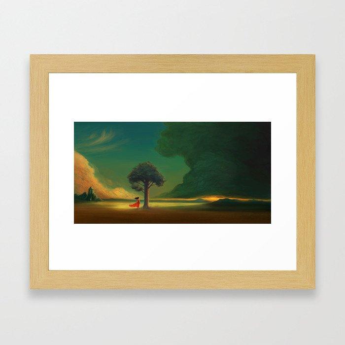 Wondrous Framed Art Print