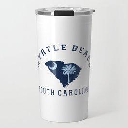 Myrtle Beach - South Carolina. Travel Mug