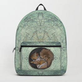 Woodland Squirrel Backpack