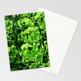 Lettuce Stationery Cards