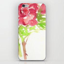 May Roses iPhone Skin