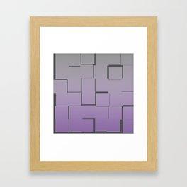 Pillow #T2 Framed Art Print