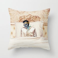 Arsenic and Old Lace Throw Pillow