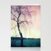 new year Stationery Cards featuring new year by Claudia Drossert