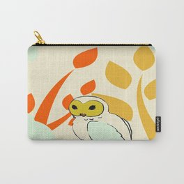 Well, Owl Be Carry-All Pouch