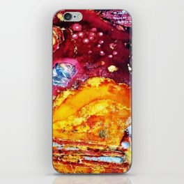Moving to Mars iPhone Skin