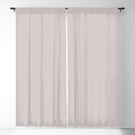 Dusty Rose Blackout Curtain