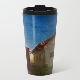 the red container Travel Mug