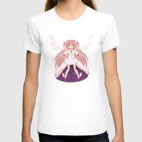 madoka magica T-shirts featuring Goddess Madoka by Nozubozu