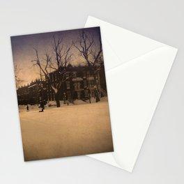 Frozen Journey Stationery Cards