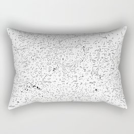 Tl'aq' Rectangular Pillow