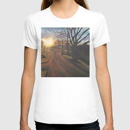 October Path T-shirt