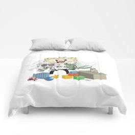 Baby Pacific Rim Comforters