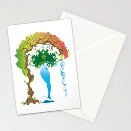 Gaea Stationery Cards