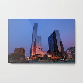 2009 - Urban Sunset I (High Res) Metal Print