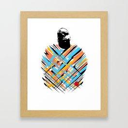 IT WAS ALL A DREAM... Framed Art Print