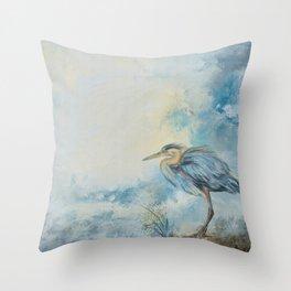 Shore Bird 8664 Throw Pillow