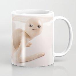 Hi Stranger Clay Coffee Mug