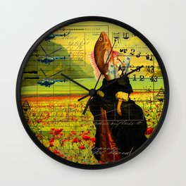 THE VISIT III Wall Clock