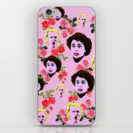 Mommie Dearest 'I Am Not One of Your FANS!' iPhone Skin