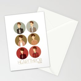 Tegan and Sara: Heartthrob collection Stationery Cards