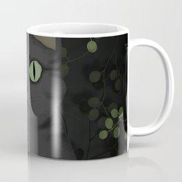 A warrior cat Coffee Mug