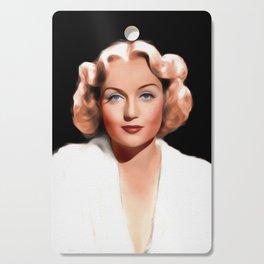 Carole Lombard, Hollywood Legend Cutting Board