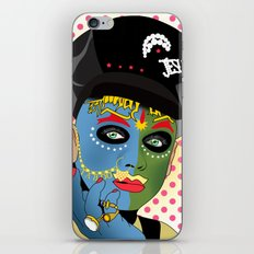 leigh bowery iPhone & iPod Skin