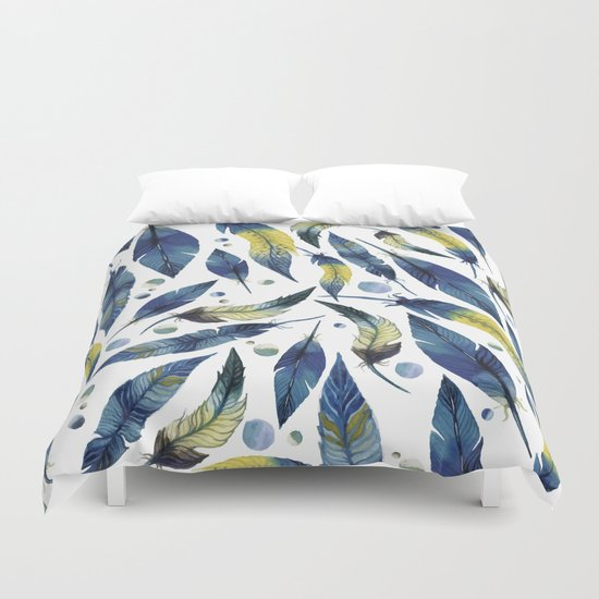 Calm and peaceful Duvet Cover