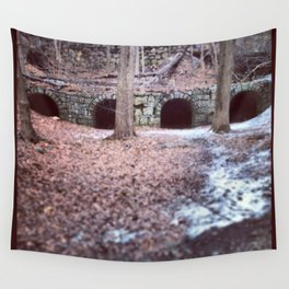 a warm place Wall Tapestry