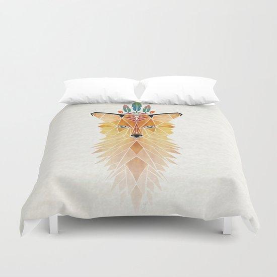 fox spirit  Duvet Cover