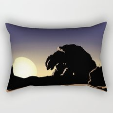 Gamera 2: Attack of Legion Rectangular Pillow