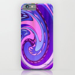 Keep Moving for Martha iPhone Case