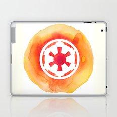Star Wars Imperial Sun Watercolor Laptop & iPad Skin