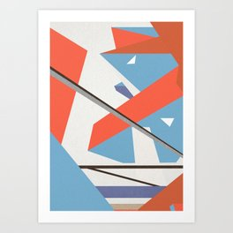 Abstracts Art Print