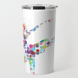 Confetti Ballerina Travel Mug