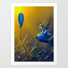 Fairy Magic Art Print
