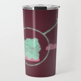 Circuit Turtle Travel Mug
