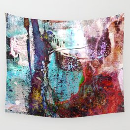 Birch Forest Dreamer Wall Tapestry
