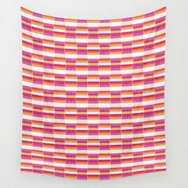 *STRIPE_PATTERN_1 Wall Tapestry