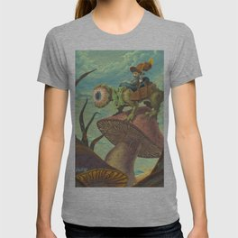 """The Search, 13""""x24"""" T-shirt"""